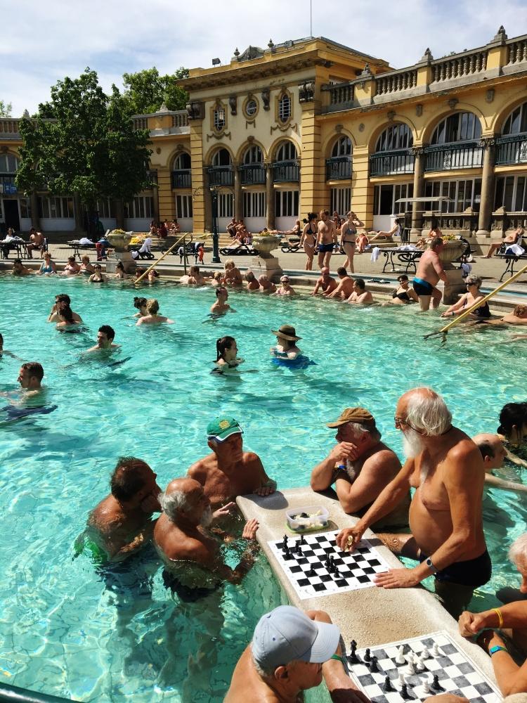 bains de Széchenyi