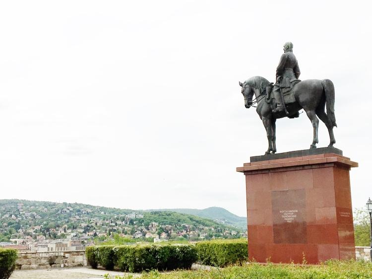 quartier du chateau budapest