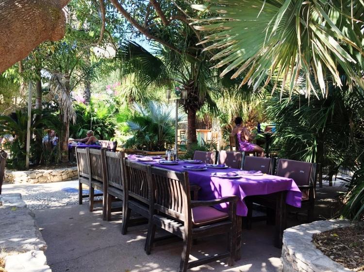 Restaurant Palmizana