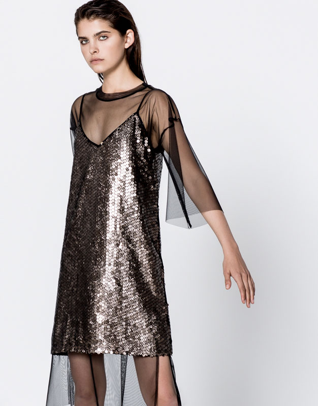robe-sequin-pull-and-bear